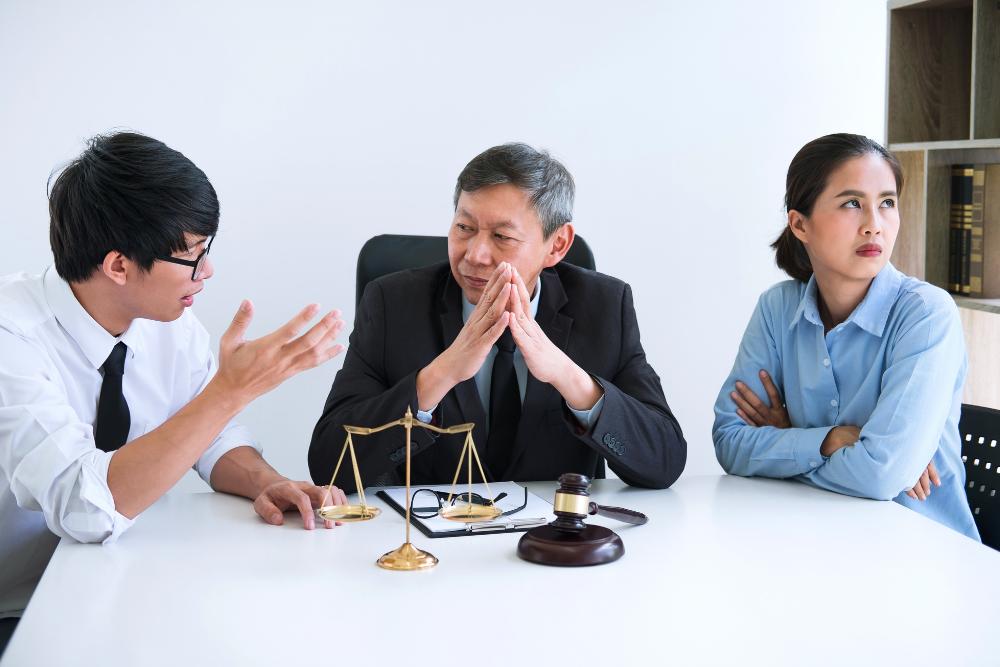 legal separation divorce